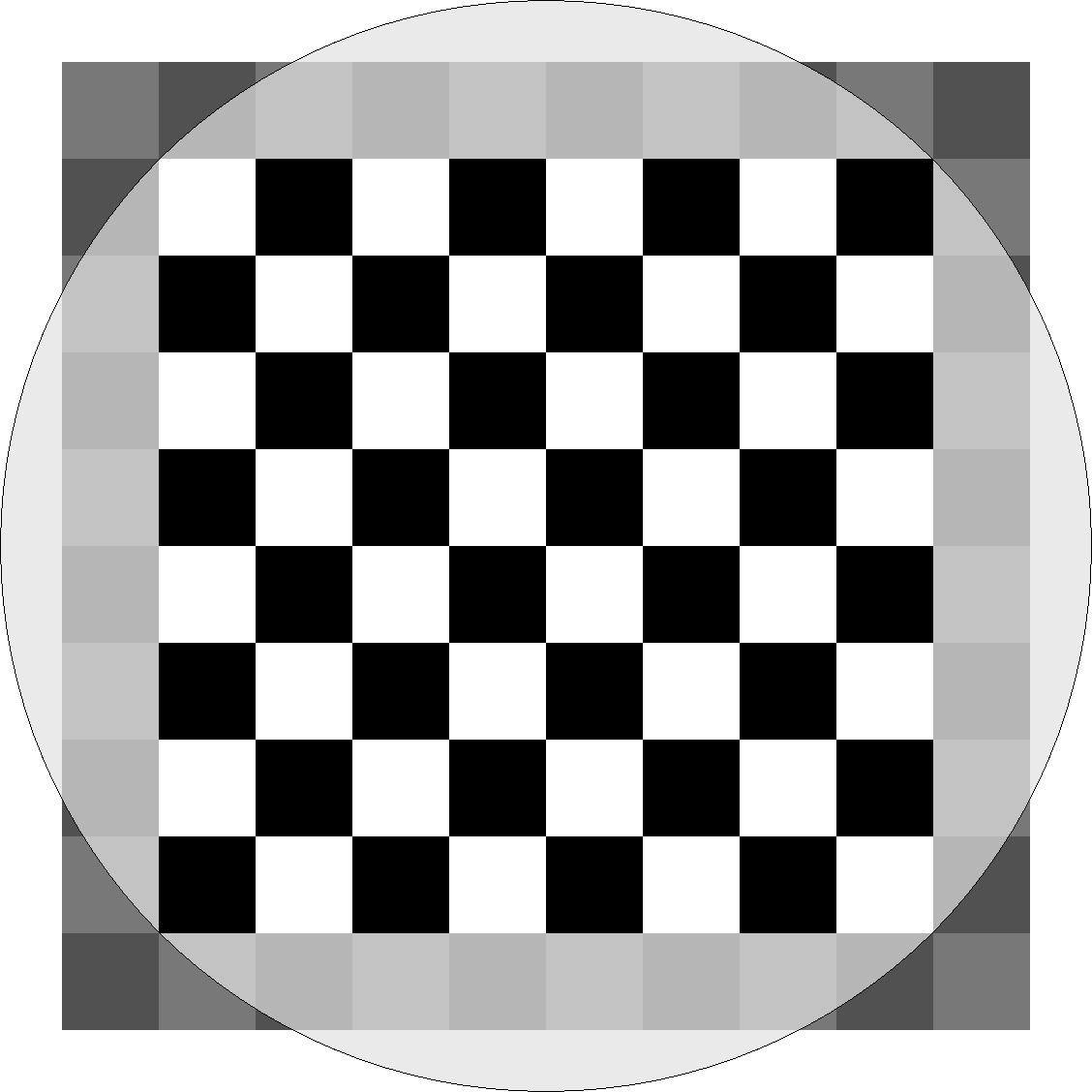 surface de la quadrature du cercle