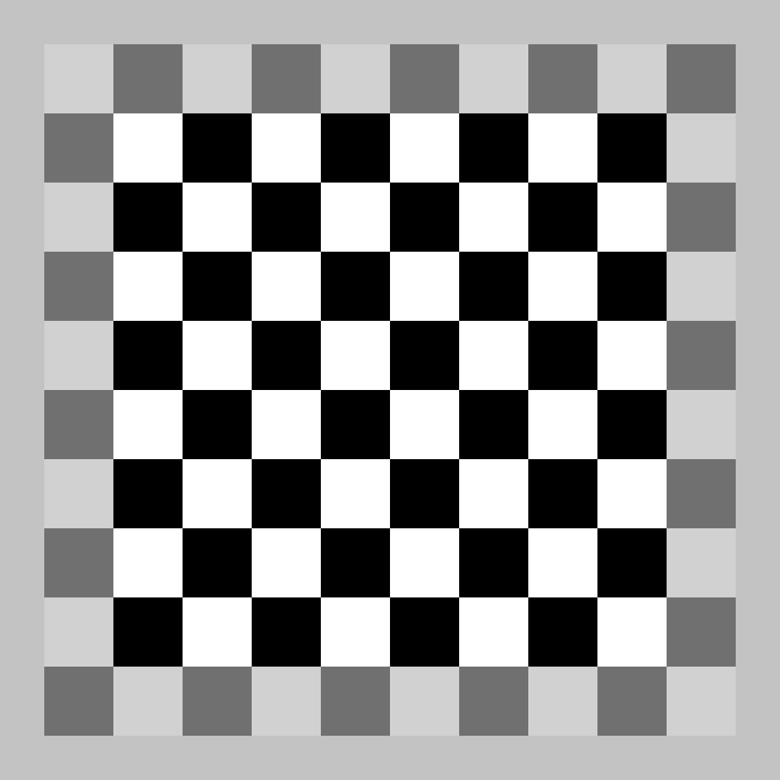 surface d'un carré de côté 10=100
