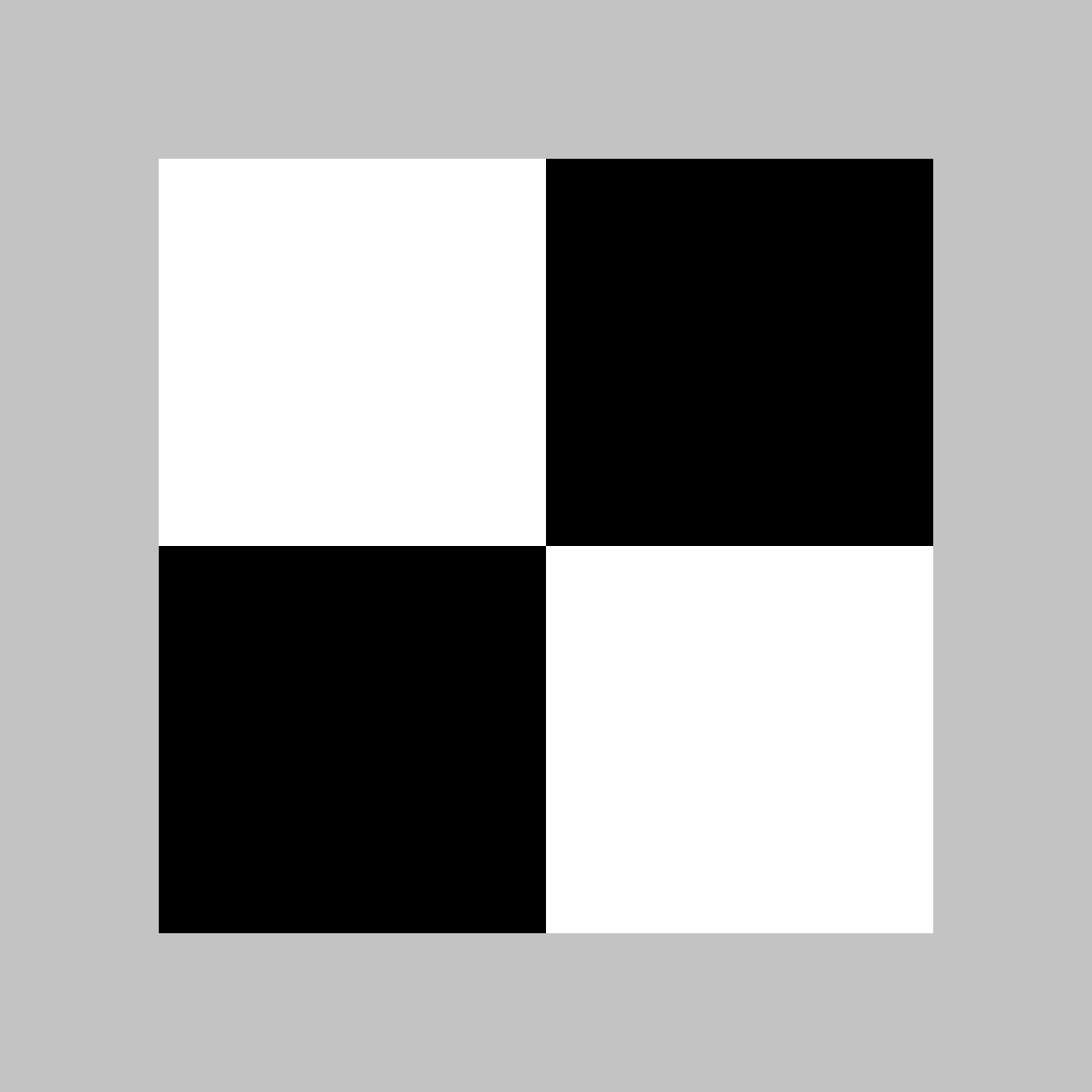 surface d'un carré de côté 2=4