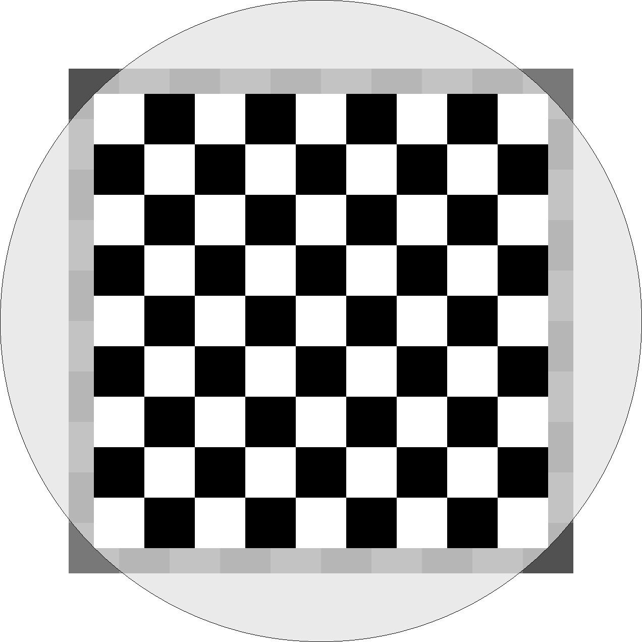 périmètre de la quadrature du cercle